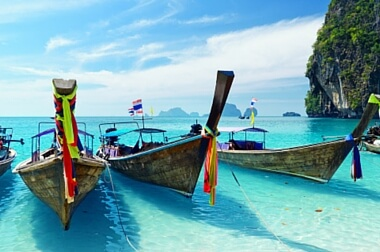 Die besten Strände in Thailand