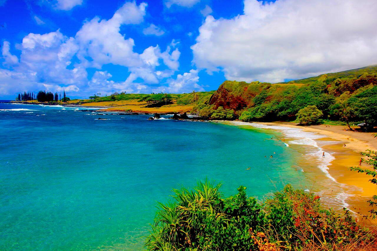 Hamoa Beach Maui