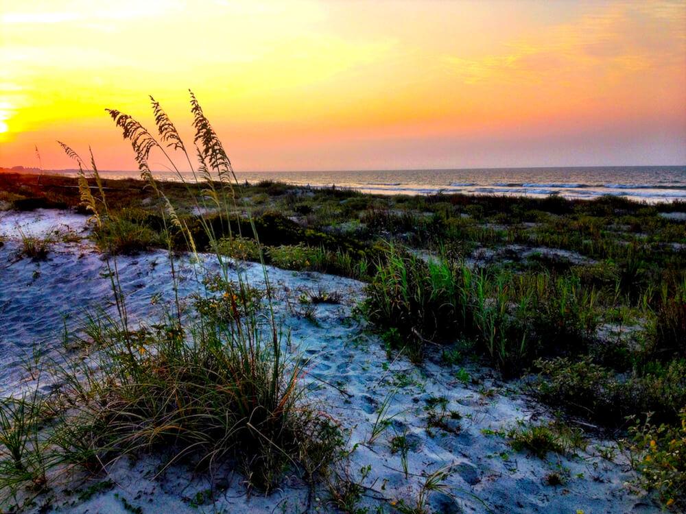 Beachwalker Beach Kiawah Island