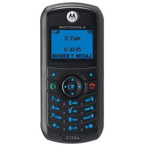Motorola C113a Handy