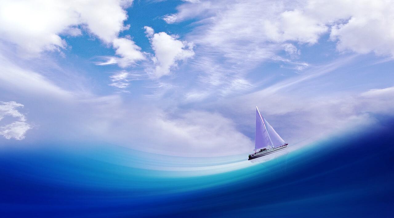 Seekrankheit Wellen