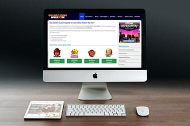 Die besten Spielewebseiten in Deutschland