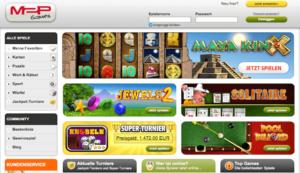 M2P Games Spielewebseiten im Netz