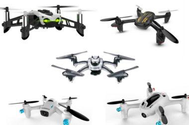 Die besten Mini-Quadrocopter & Selfie-Drohnen