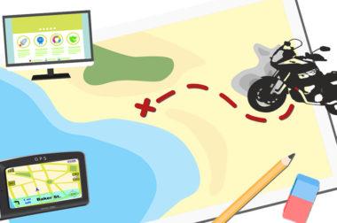 Die besten Tipps zur Routenplanung Motorrad