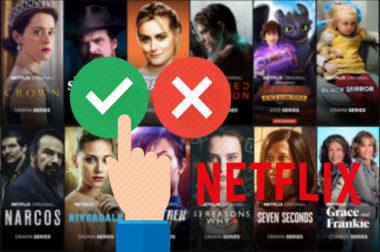 Die besten Serien auf Netflix